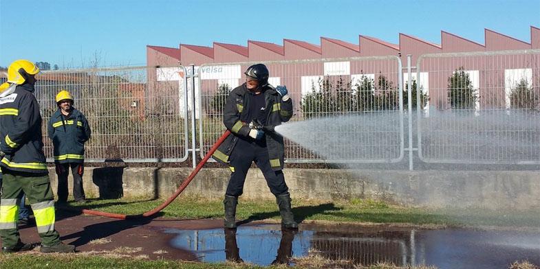 Coordinación emergencias zonas comunes