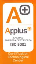 Asemposil, Certificación ISO 9001