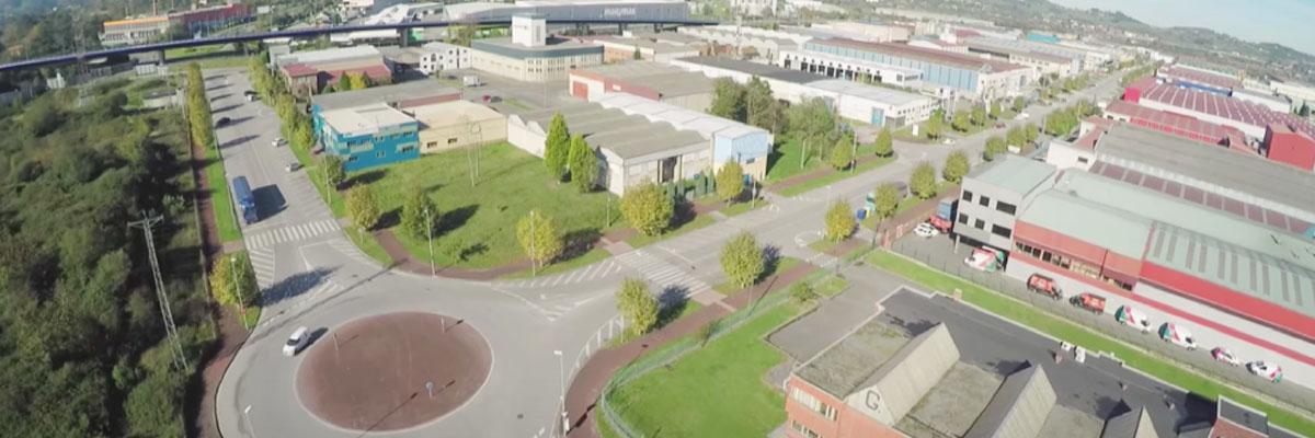 Asemposil, edificio de oficinas de gestión